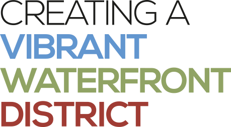 Vibrant Waterfront District