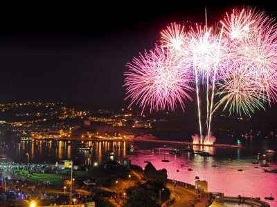 National Fireworks Championships - Plymouth Hoe