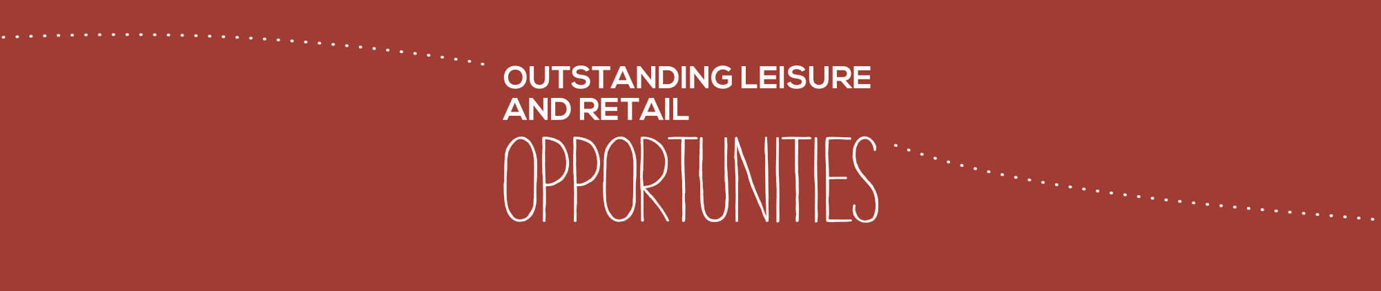 Outstanding leisure and retail opportunities at Millbay Plymouth.