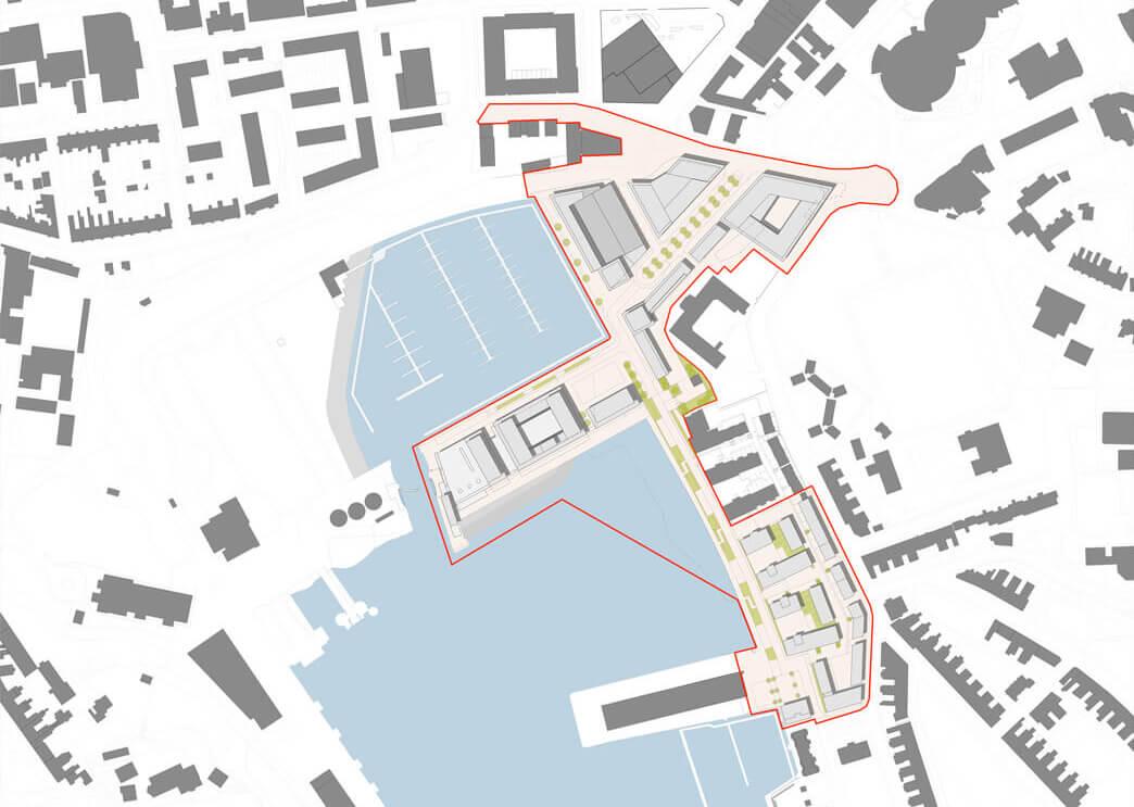 millbay plymouth masterplan 1 - Millbay Masterplan