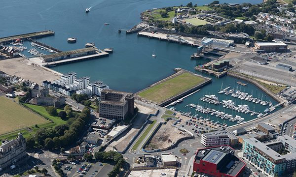 Millbay shortlisted for national property award