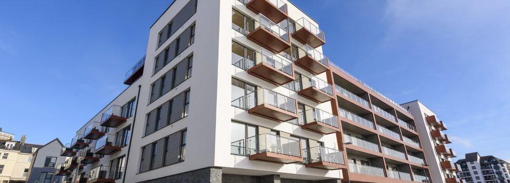 The innovative repurposing and transformation of Millbay, Plymouth, has taken another major step forward with the completion of the latest landmark waterside development