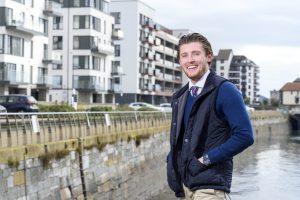 First-time buyer calls Quadrant Wharf home