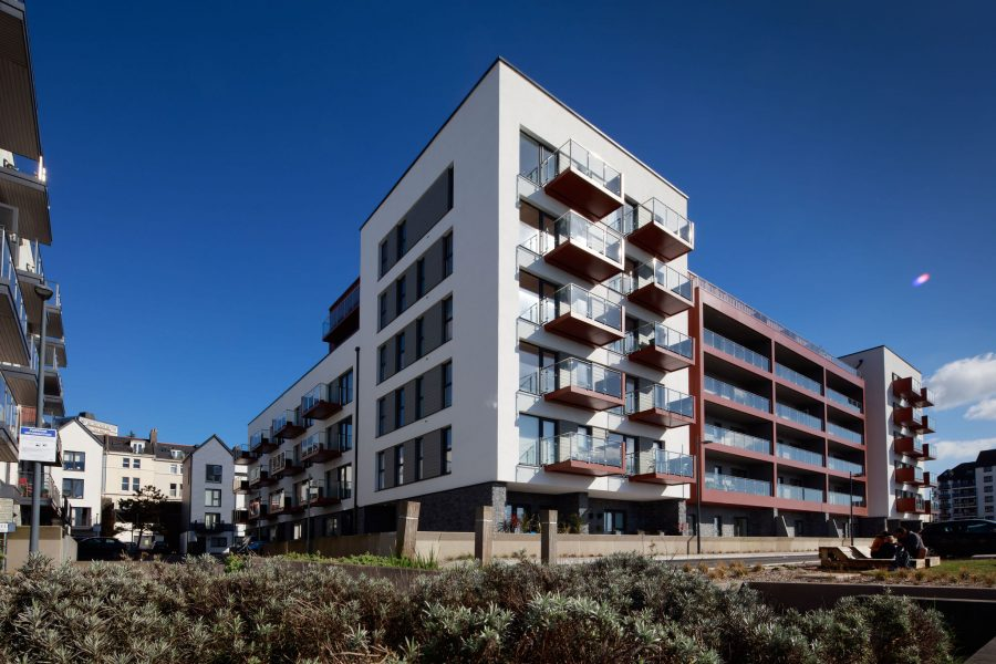 Quadrant Wharf shortlisted for new homes award