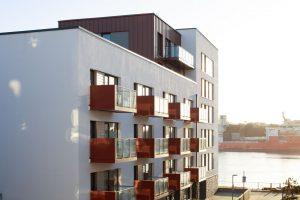 Quadrant Wharf shortlisted for new homes award