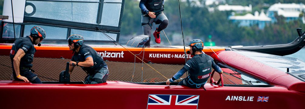 SailGP Team GB